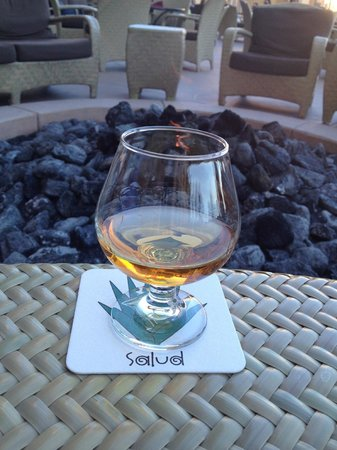 JW Marriott Tucson Starr Pass Resort & Spa: Clase Azul Reposado