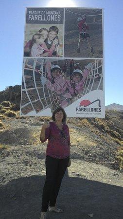 Info Farellones: Estrada para Farellones