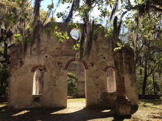 Chapel of Ease: Chapel front