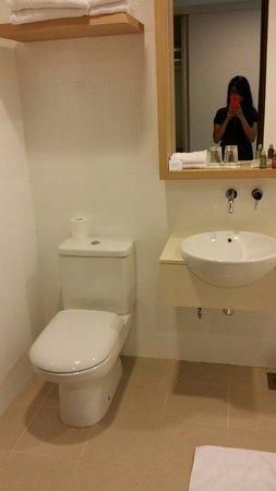 Changi Cove Singapore: Toilet