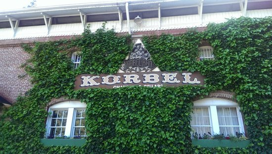 Valet of the Moon Wine Tours: Korbel