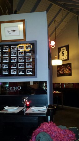Torino Bar Bistro: Entrada de uma excelente escolha.