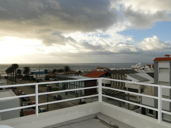 Atlantico Boutique Hotel : Vista da sacada