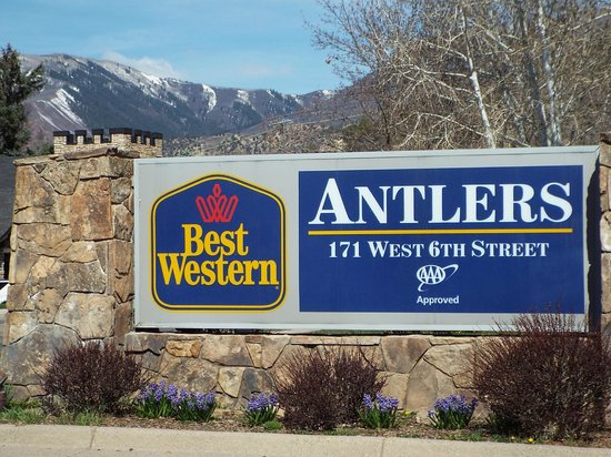 BEST WESTERN Antlers : Pretty welcome!