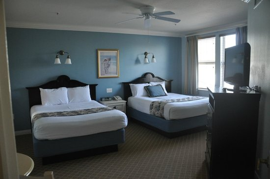 Disney's Old Key West Resort : View of the 2nd bedroom