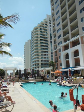 Marriott's BeachPlace Towers : Gorgeous Property