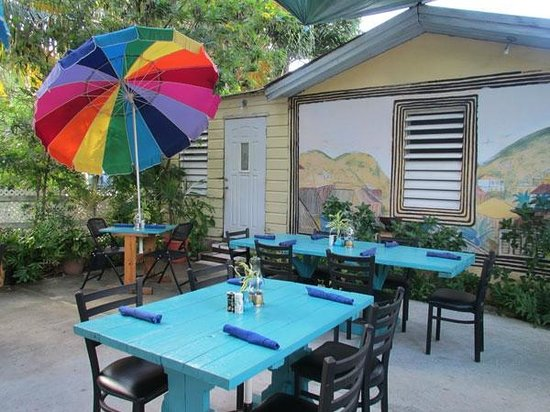 """D Coalpot BVI Restaurant Bar & Grill: D""""CoalPotBVI offering a great dining experience featuring mouthwatering caribbean splices for yo"""