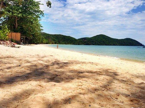 Santhiya Koh Yao Yai Resort & Spa : Strand