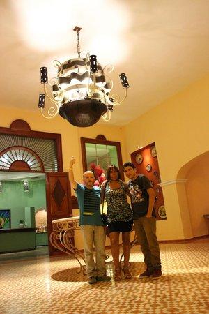 Iberostar Hacienda Dominicus : Acceso a restaurante japonés