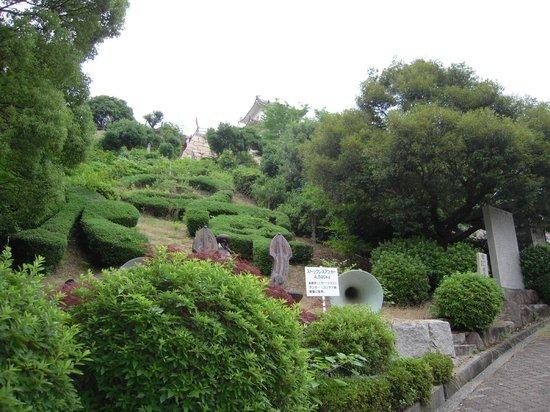 Innoshima Suigun Castle : 水軍城に到着