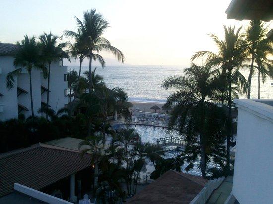 Buenaventura Grand Hotel & Great Moments All Inclusive: la vista de el cuarto de mis padres