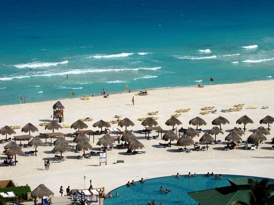 Iberostar Cancun : From our room