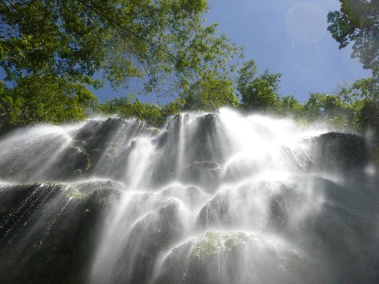 Tumalog Falls : I think this is the very top