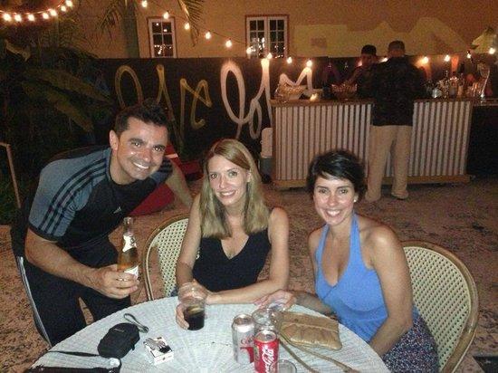 Freehand Miami : 1ª Noite no Freehand fazendo novas amizades