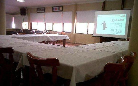 Parador Turistico: Conference center