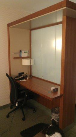 SpringHill Suites Alexandria: Computer Desk