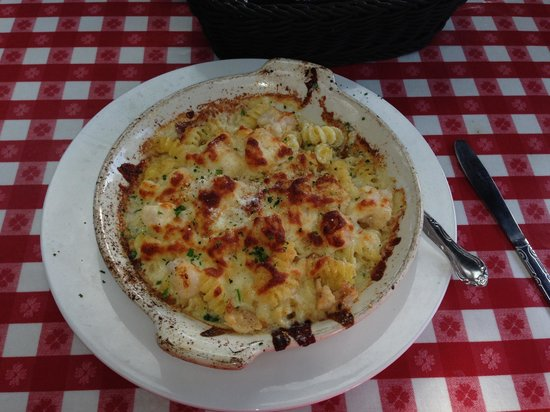 Sonny's Pizza: Lobster Mac & Cheese