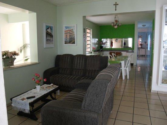 Pousada dos Leoes : Sala de estar