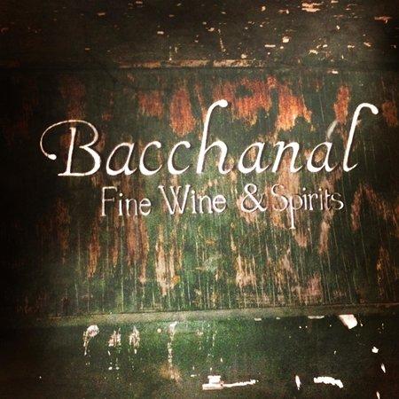 Bacchanal Fine Wine & Spirits: Bacchanal