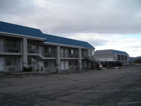 National 9 Inn - Mt Nebo : Rooms