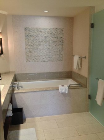 The Ritz-Carlton, Dove Mountain: Standard bathroom and tub