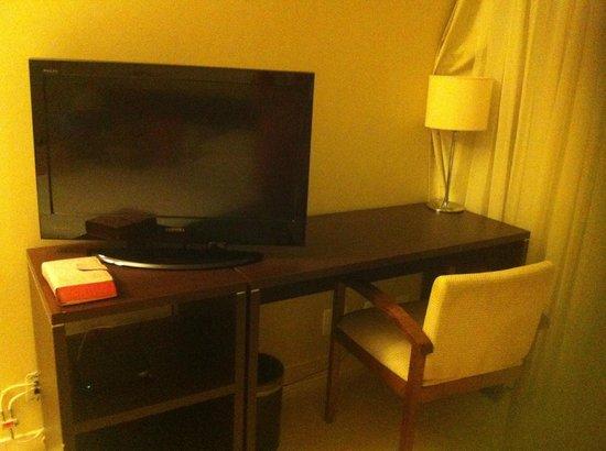 Hotel Saint Paul: Curti *****