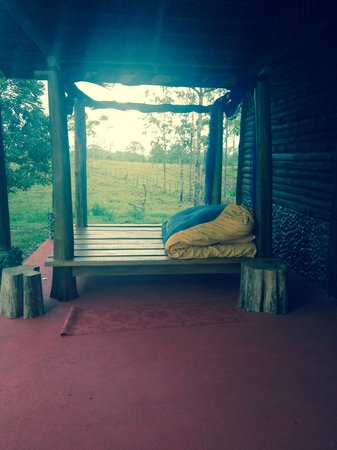 Cinco Ceibas Rainforest Reserve and Adventure Park : Great to chill