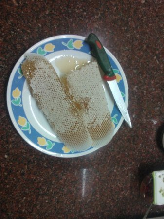 Kalarickal Heritage Bungalow: Fresh Honey....divine