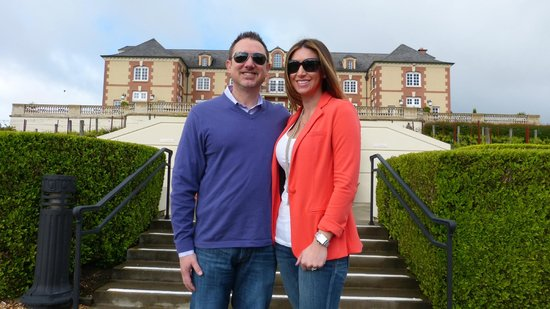 Flex Wine Tours: First stop - Champagne!!