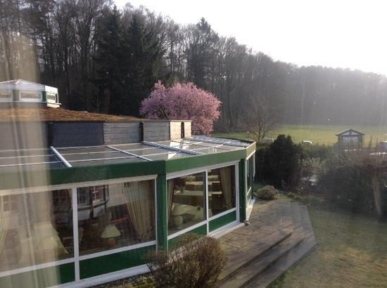 Romantik Hotel Gravenberg: stress relieve area