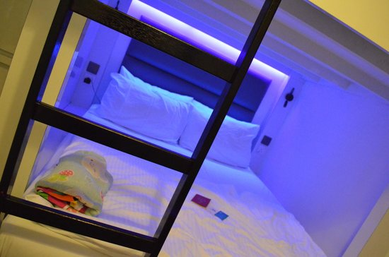 Wink Hostel: double pod