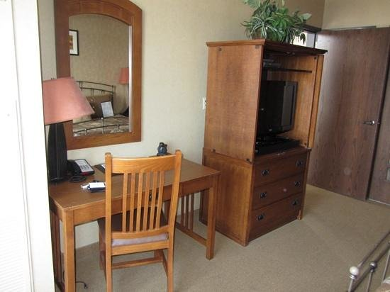 Clifty Inn : Suite 401: Bedroom