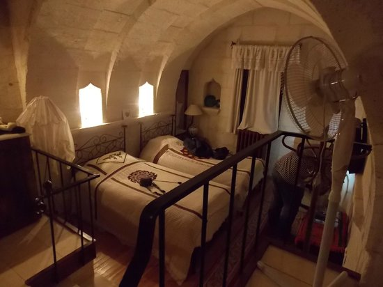 Cappadocia Cave Suites: Owhhh my room