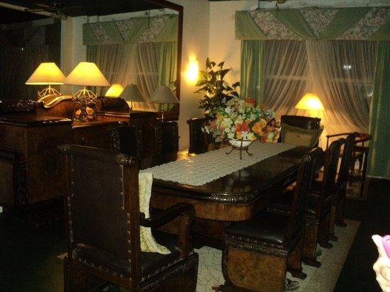 comedor antiguo: fotografía de Gran Playa Hotel, Mar de Ajo ...