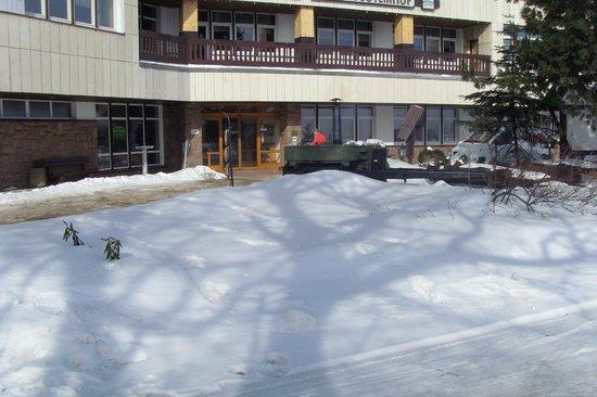 Hinter Den Heitzkorper Foto Di Hotel Lugsteinhof Altenberg