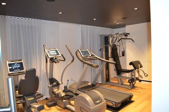 AKA Times Square: Gym