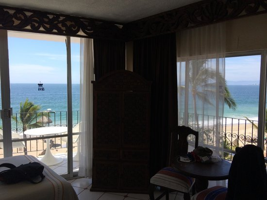 Playa Los Arcos Hotel Beach Resort & Spa: Corner beach facing room - 1