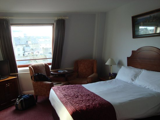 Dooley's Hotel Waterford: bedroom