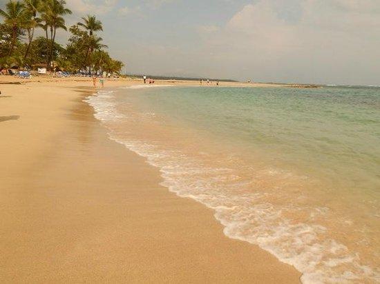 VH Gran Ventana Beach Resort : Clear water, clean beach