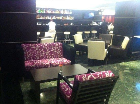 Hilton Mexico City Airport: Lobby del hotel