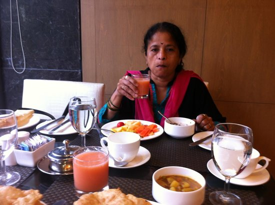 Country Inn & Suites By Carlson - Goa Panjim: Breakfast