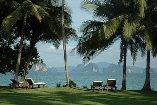 Koyao Island Resort: View from your room