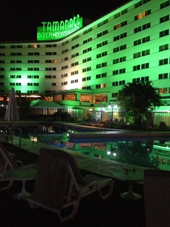 InterContinental Tamanaco Caracas : Hotel de noche