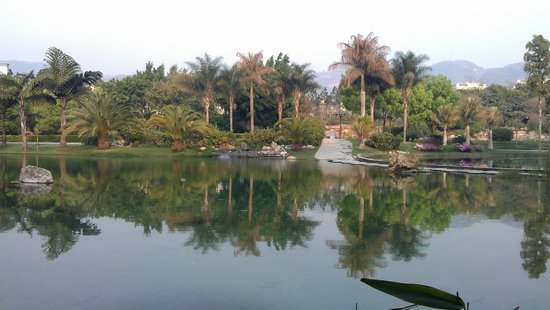 Huquan Hotel: The Garden
