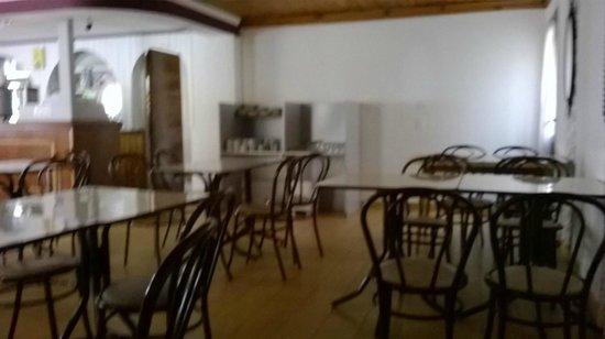 Hotel San Miguel: desayunador