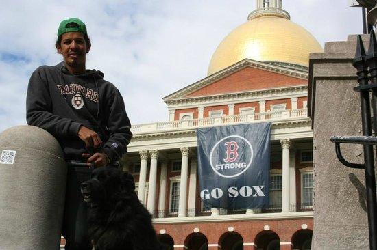 Freedom Trail : Boston Common!