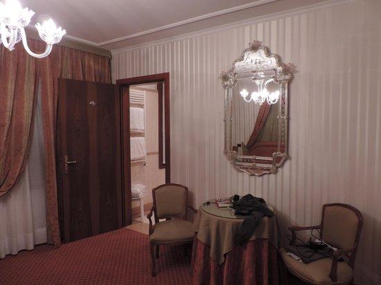 Kette Hotel : Detalhe da suíte 322