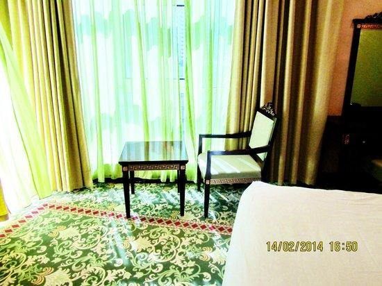Golden Tulip Thanyah Hotel Apartments: Спальня