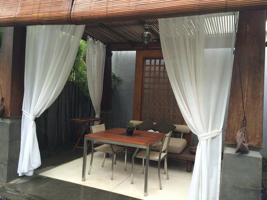 The Kayana Bali: Private Pavillion within the Villa