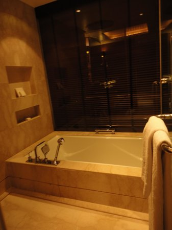 The Leela Ambience Gurugram Hotel & Residences : bathroom2